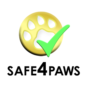 Safe4Paws - Safe For Your Pets Paws